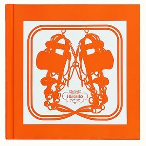 NEW Hermès Pop-Up Book - Collectible 🆕 NWOT